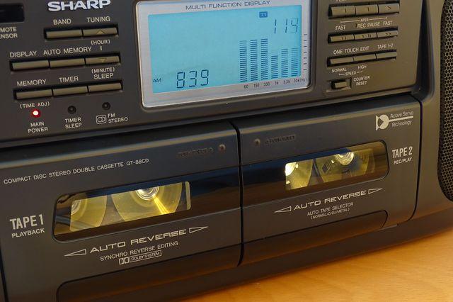 Sharp QT 88CD C