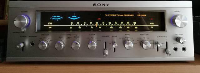 Sony STR-7055 6