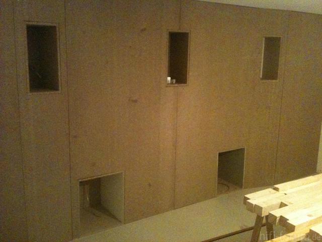 Baffle Wall 2