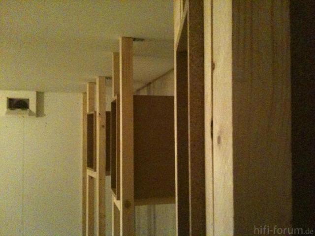 Baffle Wall Gerüst 2