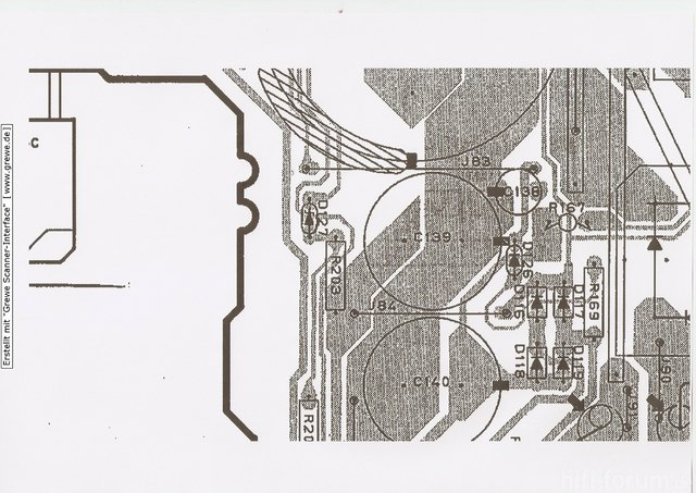 Yamaha AX-892 Lautsprecherrelais schaltet nicht, Elektronik ...