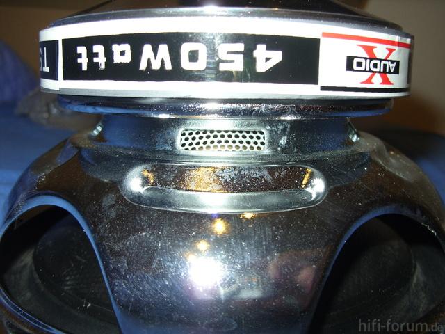 Audio X, TSWX 8110