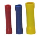 Kerb Stossverbinder Gelb   6 0mm%B2  100 Stk