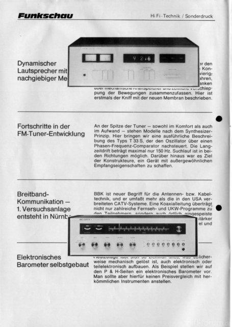 Funkschau Scott T33S Seite 2