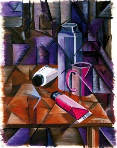Kubismus Der 60er Jahre
