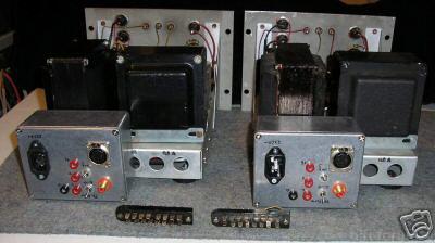 Meine 1965er Klein Und Hummel V30 Monos Von Hinten2