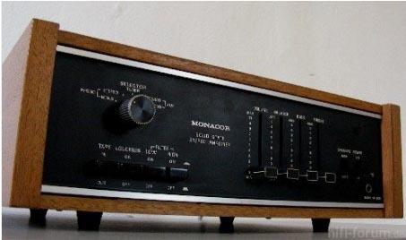 Monacor Nivico JVC Amp 1968