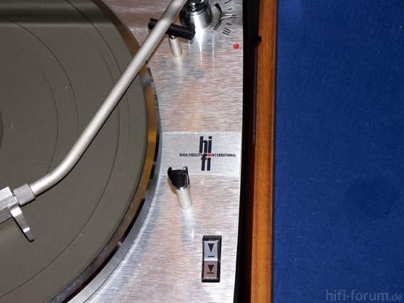 Philips GA23015 HIFI Schild