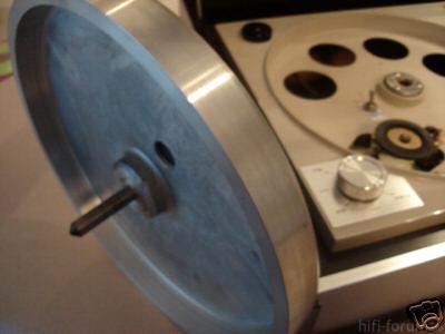 Pioneer PL 7 Broadcast turntable Plattenteller