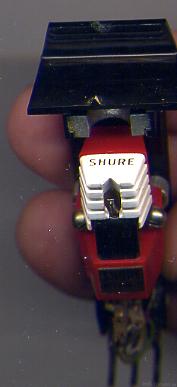 Shure M77 Mit Einschub