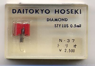 Sony Nadel aus Japan