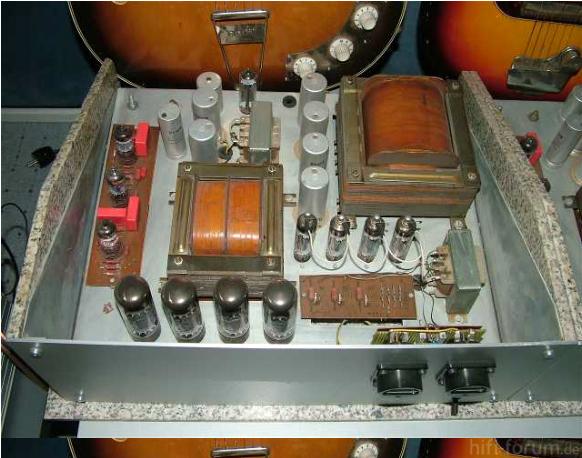 Spitzenamps 100 Watt