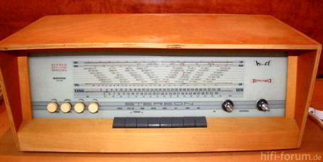 Stereon Stereo Rohrenreceiver 63423