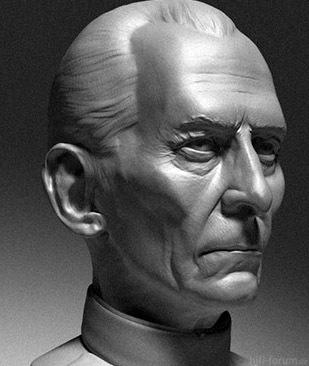 Tarkin Portrait