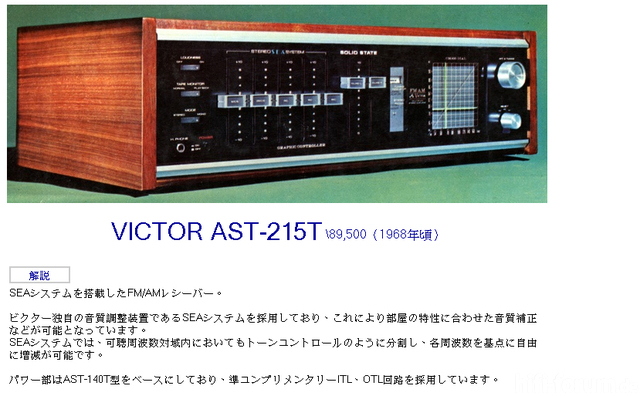 Victor AST 215 -T