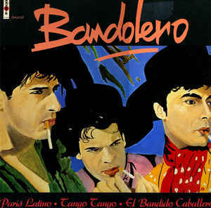 Bandolero ?– Paris Latino