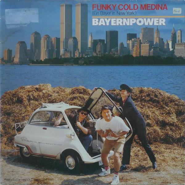 Bayernpower ?– Funky Cold Medina (Ein Bayer In New York)