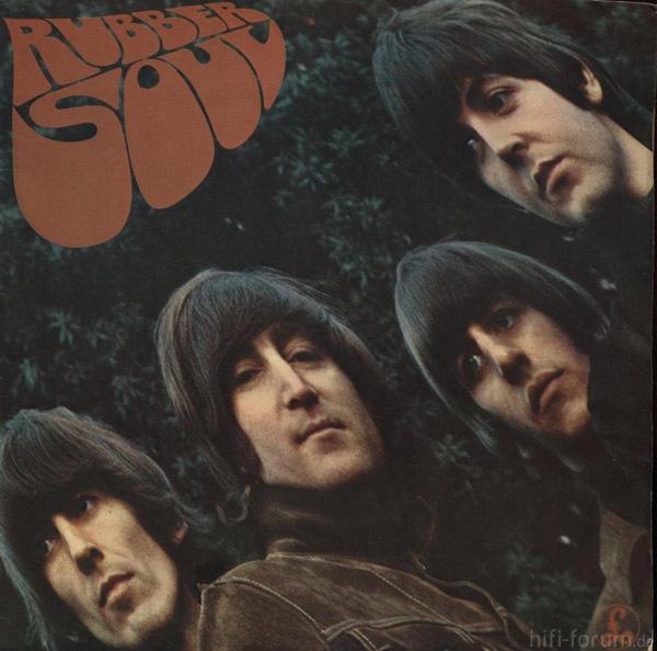 Beatles, The Rubber Soul
