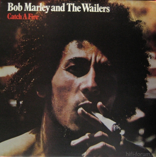 Bob Marley & The Wailers Bob Marley And The Wailers Catch A Fire