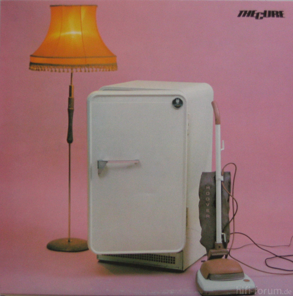 Cure, The Three Imaginary Boys