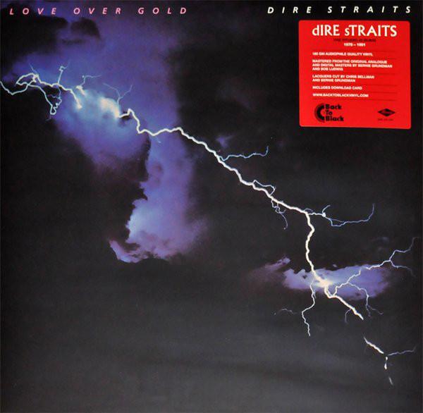 Dire Straits ?? Love Over Gold, Vertigo 3752906, Europe 2014