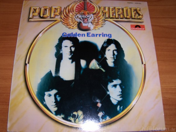 Golden Earring - Golden Earring