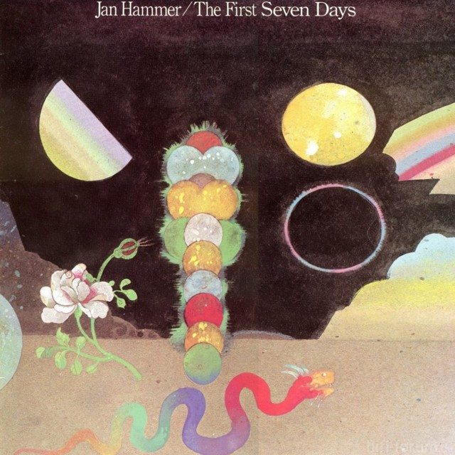 Jan Hammer   The First Seven Days