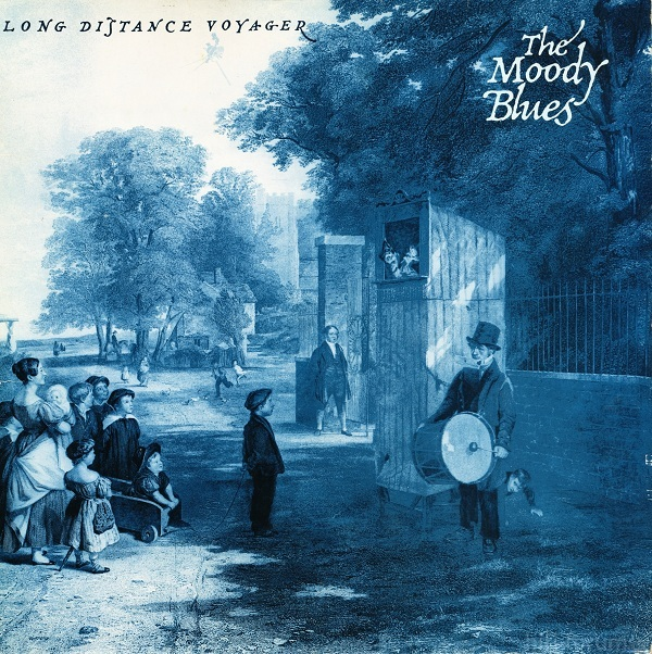 Moody Blues, The Long Distance Voyager