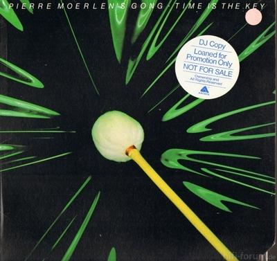 Pierre Moerlen\'s Gong Time Is The Key