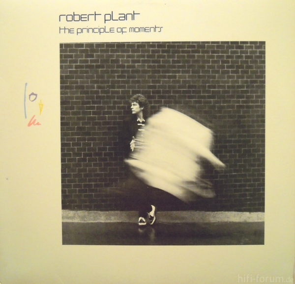 Robert Plant ?– The Principle Of Moments