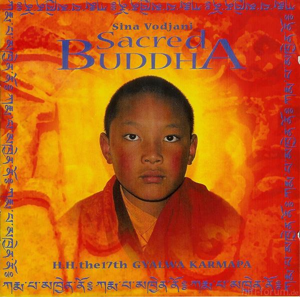 Sina Vodjani Sacred Buddha