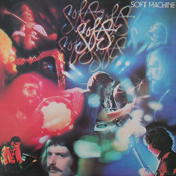 Soft Machine   Softs