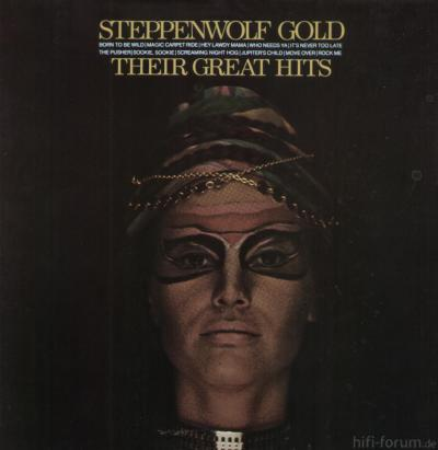 Steppenwolf Gold