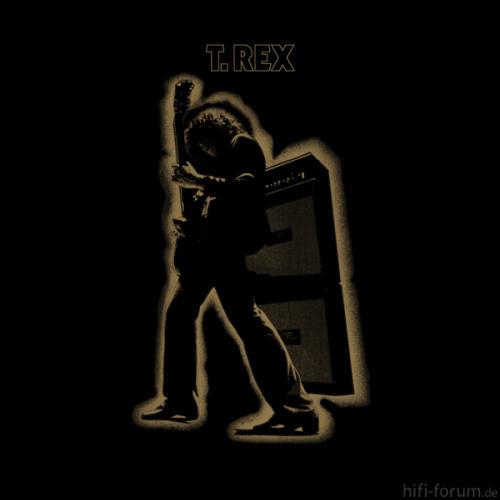 T. Rex Electric Warrior