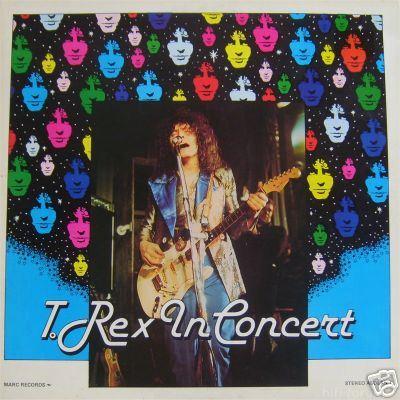 T  Rex T  Rex In Concert