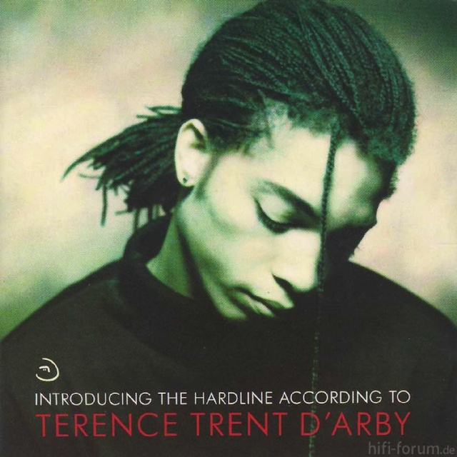 Terence Trent D´Arby - Introducing The Hardline According