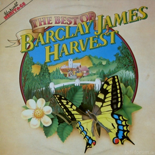 The Best Of Barclay James Harvest Harvest