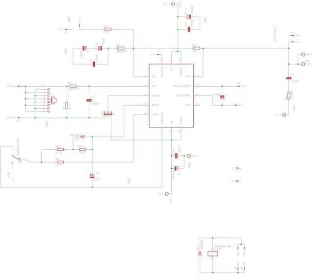 brummen in tda7293 verstaerker mit weiche elektronik. Black Bedroom Furniture Sets. Home Design Ideas