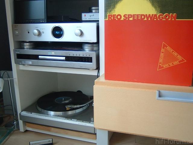 REO Speedwagoon Auf HT-466 Dreher