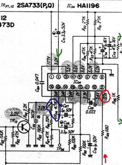 TU-717 Dereodecoder Schematic