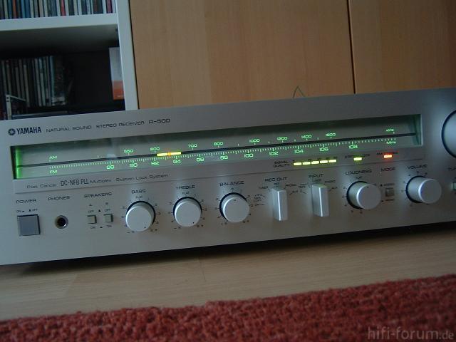 Yamaha R-500 A