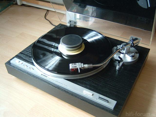 Yamaha YP-D4 Mit Denon DL-110
