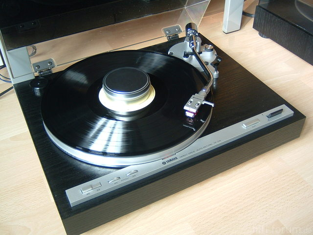 Yamaha YP-D4 Mit DL-110 TA