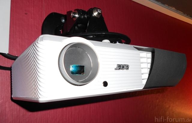 Acer H5360BD Streulicht