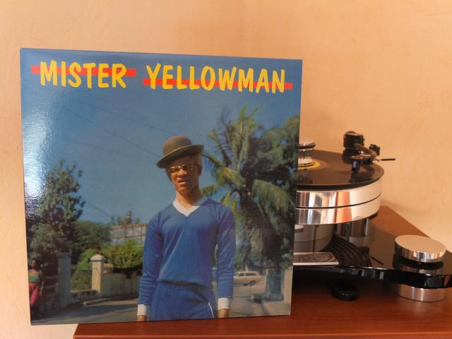 Yellowman   Mr  Yellowman