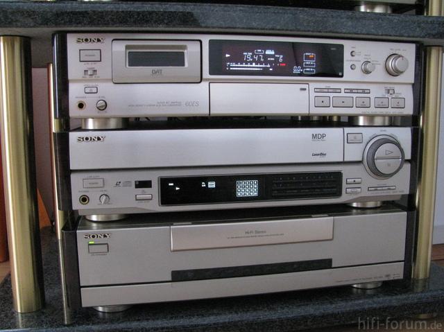 DTC-60 ES, MDP-740 D Und SLV 825 ES