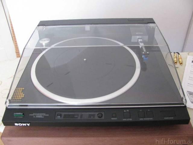 Sony PS X 555 ES