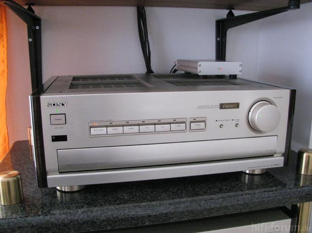 TA-F 808 ES - Darauf Ein HORMANN SUPA 3.0