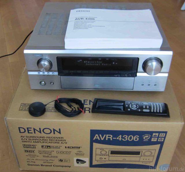 Denon AVR-4306