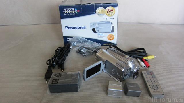 Panasonic NV-GS280EG-S